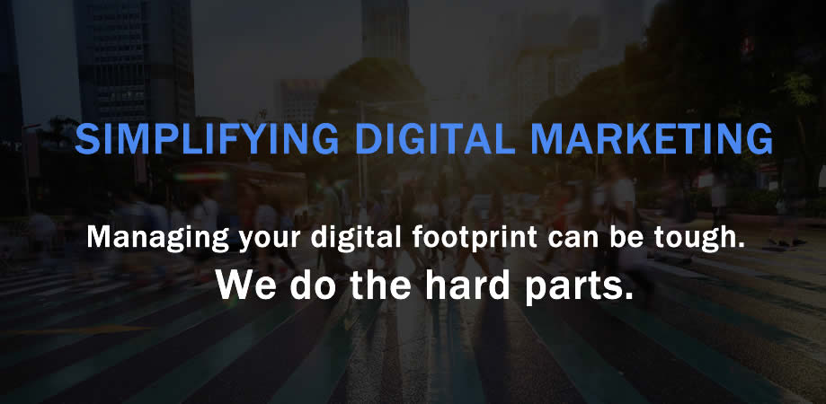 Simplifying Digital Marketing
